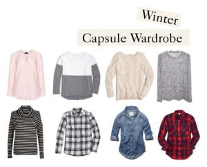 Winter Capsule Tops 2016