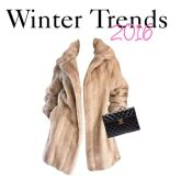 Winter Wardrobe Trends 2015/2016